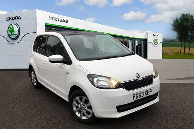 SKODA Citigo 1.0 MPI (60PS) SE Hatchback 5-Dr