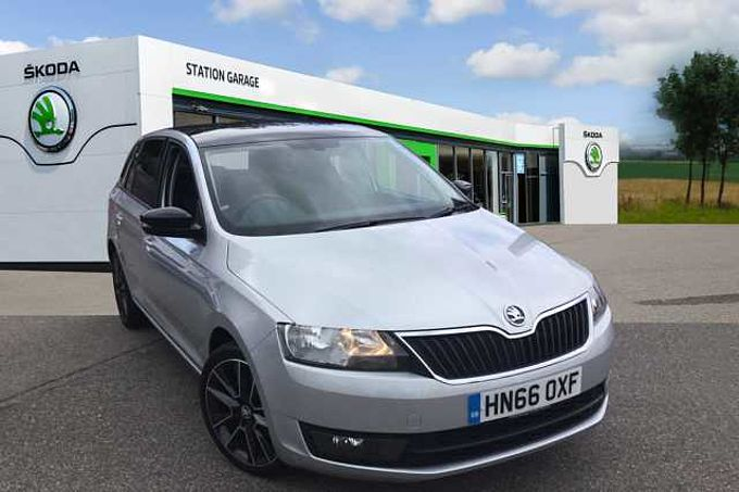 SKODA Rapid 1.2 TSI (110PS) SE Sport Spaceback 5-Dr
